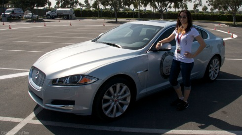 XF AWD and me