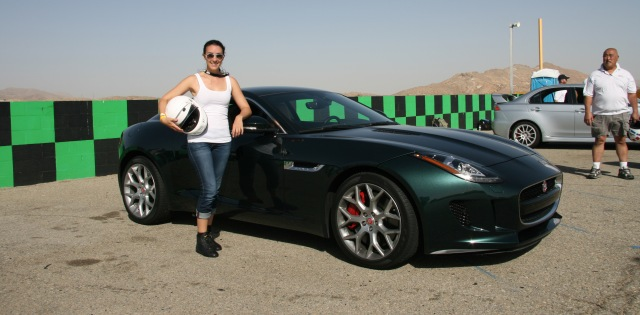 Toni w F-Type Coupe V6S